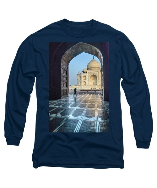 Taj Mahal 01 Long Sleeve T-Shirt