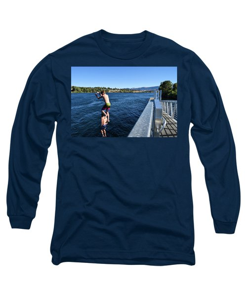 Take Our Picture 3 Long Sleeve T-Shirt