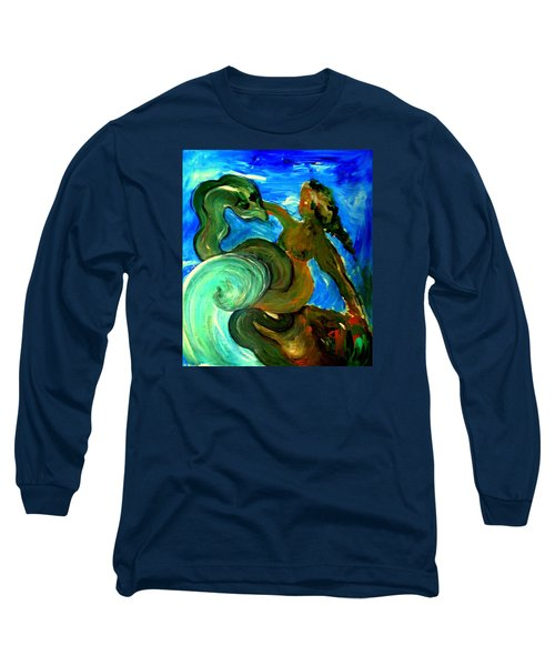Taming Your Dragon Long Sleeve T-Shirt