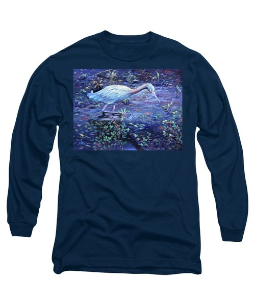 Targeted Ad Impetum Long Sleeve T-Shirt