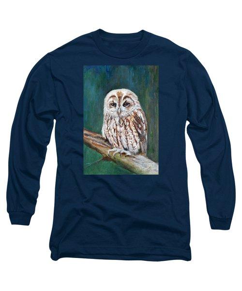 Tawny Owl Long Sleeve T-Shirt
