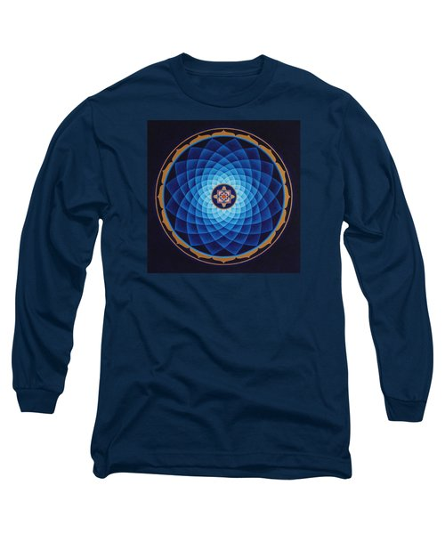 Temple Of Healing Long Sleeve T-Shirt