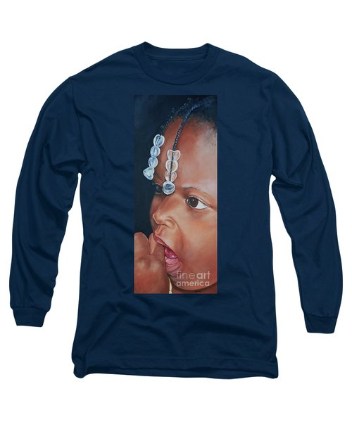 Teniya Long Sleeve T-Shirt