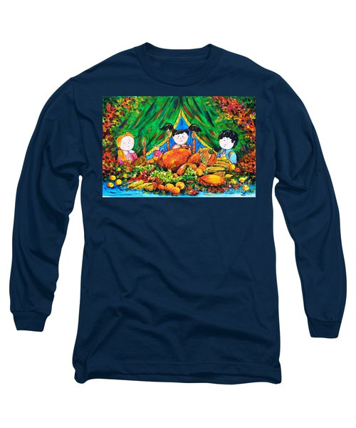 Thanksgiving Day Long Sleeve T-Shirt