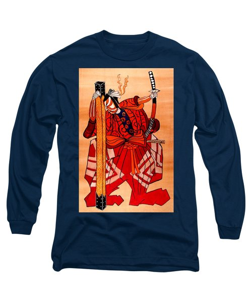 The Age Of The Samurai 04 Long Sleeve T-Shirt