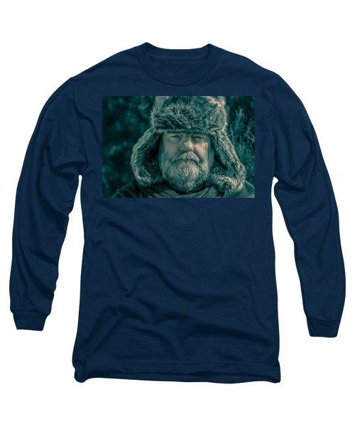 The Archer Long Sleeve T-Shirt