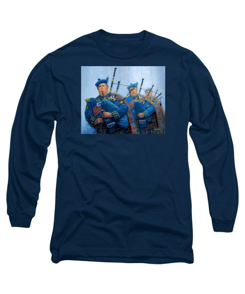 The Bagpipers Long Sleeve T-Shirt