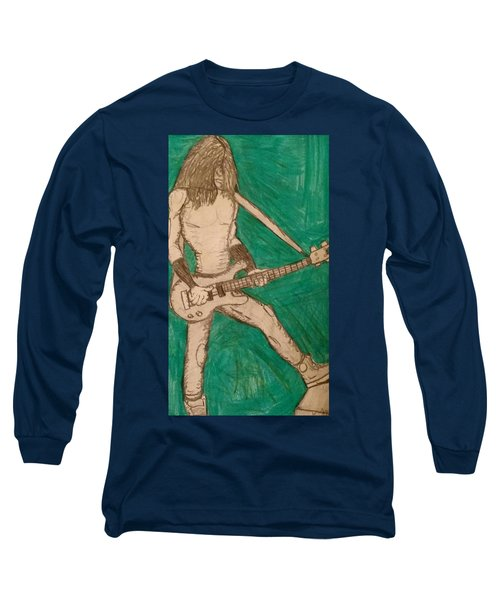 The Bassist  Long Sleeve T-Shirt