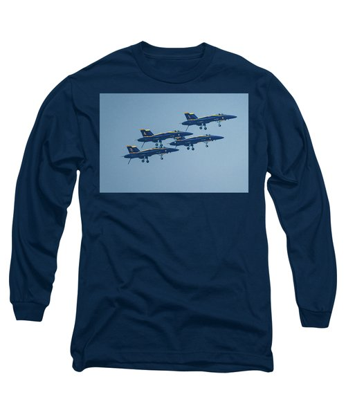 The Blue Angels Long Sleeve T-Shirt