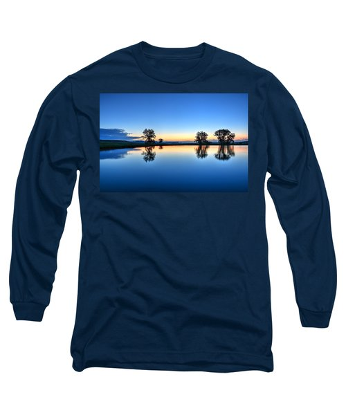 The Blues Long Sleeve T-Shirt