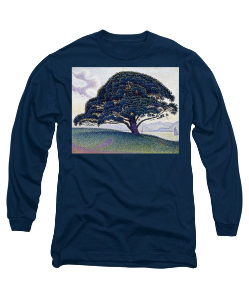 The Bonaventure Pine  Long Sleeve T-Shirt