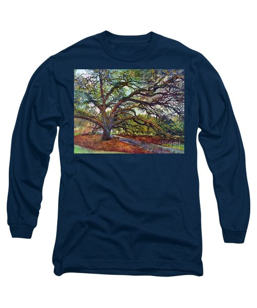 The Century Oak Long Sleeve T-Shirt