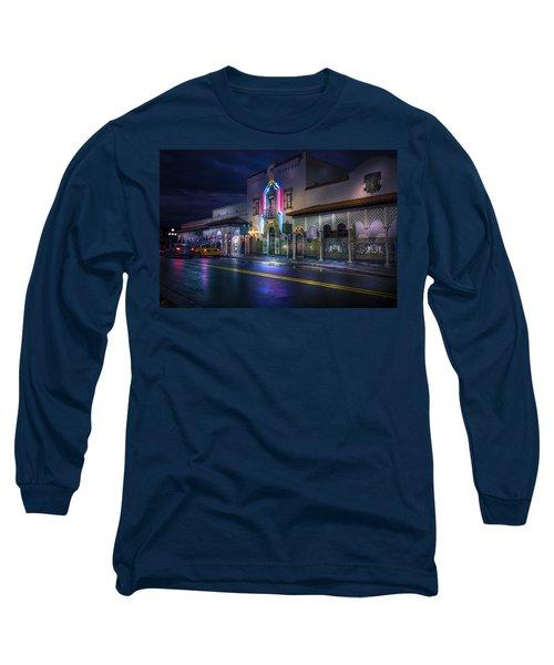 The Columbia Of Ybor Long Sleeve T-Shirt