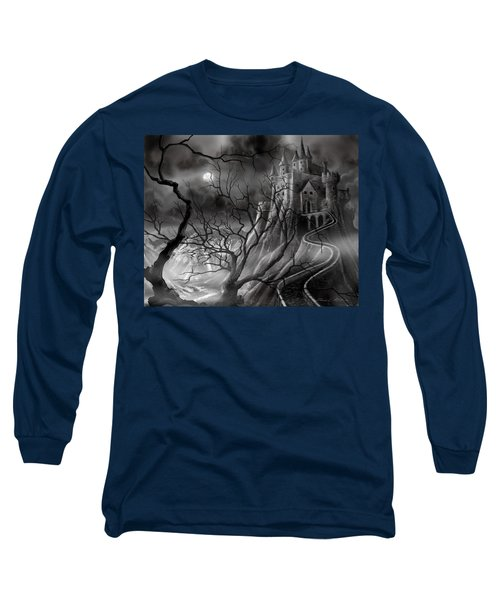The Dark Castle Long Sleeve T-Shirt