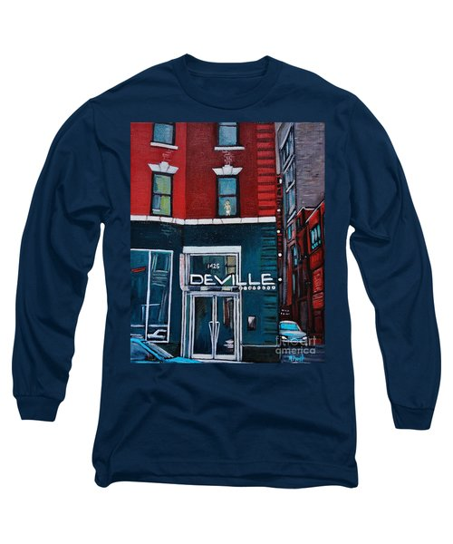 The Deville Long Sleeve T-Shirt