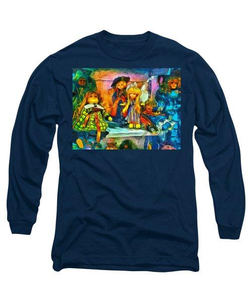The Dolls Long Sleeve T-Shirt