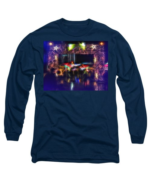 The Door To Christmas Long Sleeve T-Shirt by Andreas Thust
