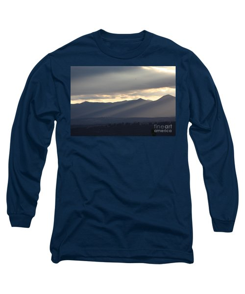 Long Sleeve T-Shirt featuring the photograph The Dying Of The Day by Brian Boyle