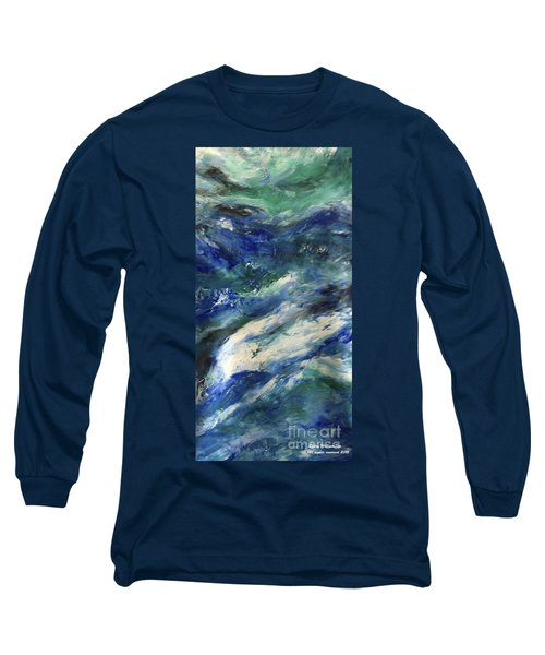 The Elements Water #4 Long Sleeve T-Shirt
