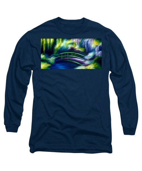 The Gardens Of Givernia Long Sleeve T-Shirt