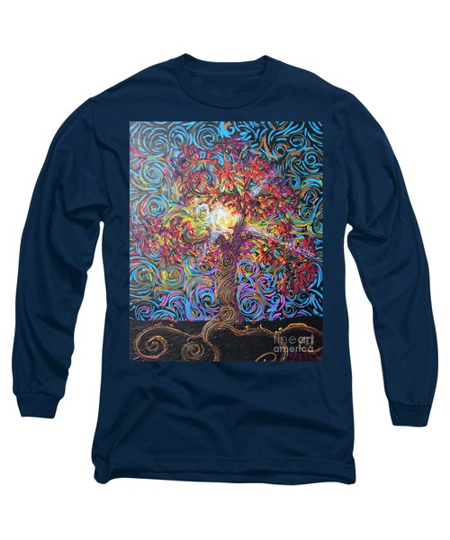 The Glow Of Love Long Sleeve T-Shirt