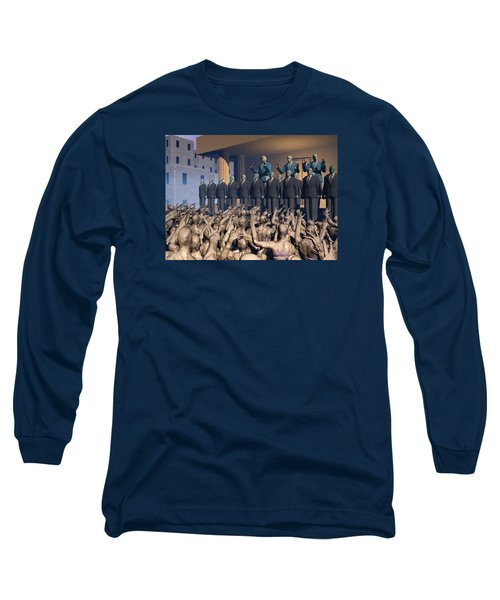 The Great Mud Revolt Long Sleeve T-Shirt