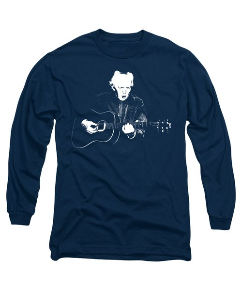 The Guitarist Long Sleeve T-Shirt