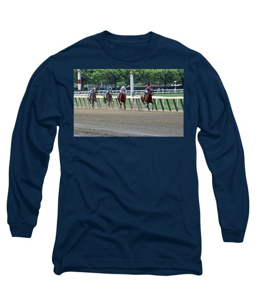 The Home Stretch Long Sleeve T-Shirt