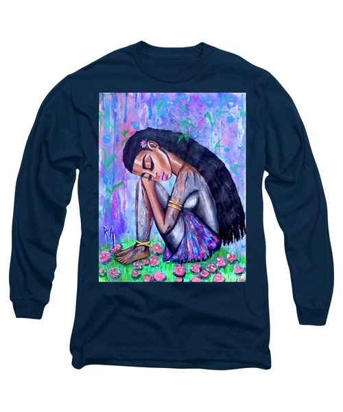 The Last Eve In Eden Long Sleeve T-Shirt