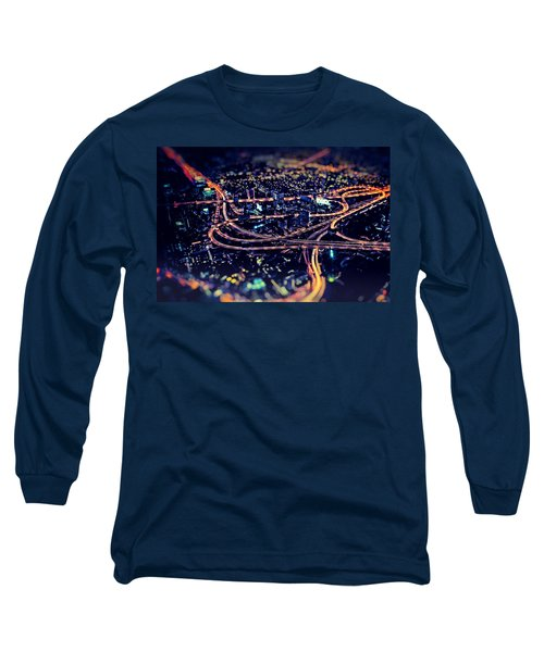 The Light Curves Long Sleeve T-Shirt