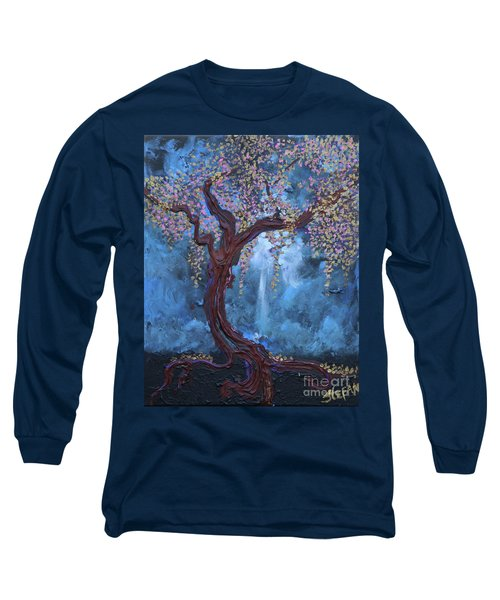 The Light Sustains Me Long Sleeve T-Shirt