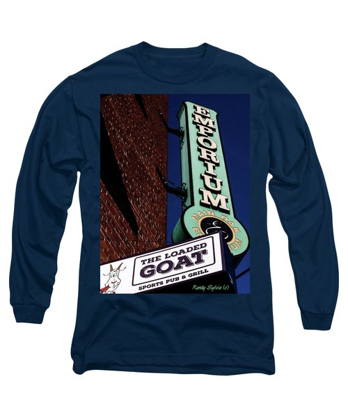 The Loaded Goat Long Sleeve T-Shirt