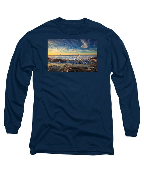 The Lone Surfer Long Sleeve T-Shirt