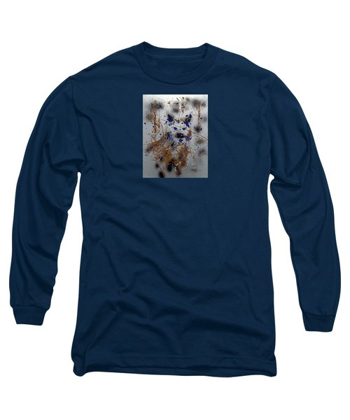 The Lone Wolf  Canis Lupus Long Sleeve T-Shirt