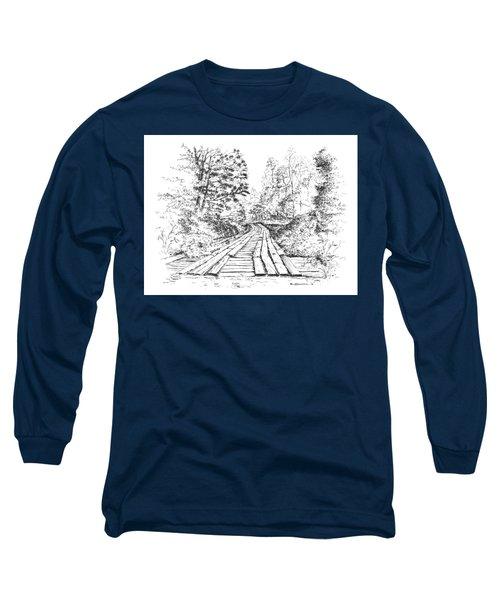 The Mcneely Bridge Long Sleeve T-Shirt