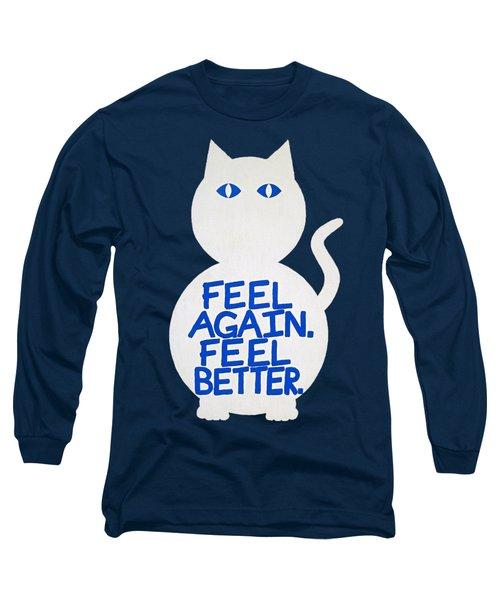 Mogadon Mog Remix Long Sleeve T-Shirt