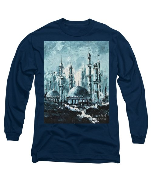 The Mosque-2 Long Sleeve T-Shirt