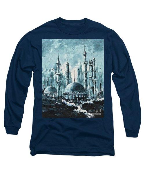 The Mosque-2 Long Sleeve T-Shirt