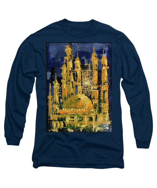 The Mosque-3 Long Sleeve T-Shirt