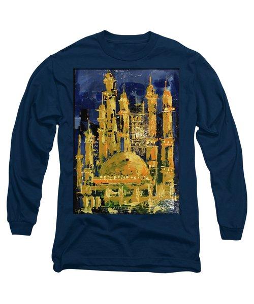 The Mosque-3 Long Sleeve T-Shirt