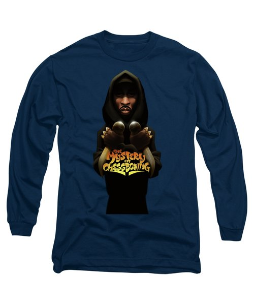 The Mystery Of Chessboxing Long Sleeve T-Shirt