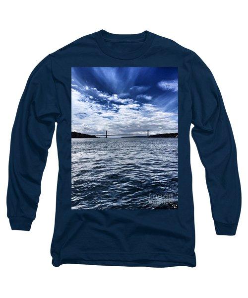 The Narrows Bridge  1 Long Sleeve T-Shirt