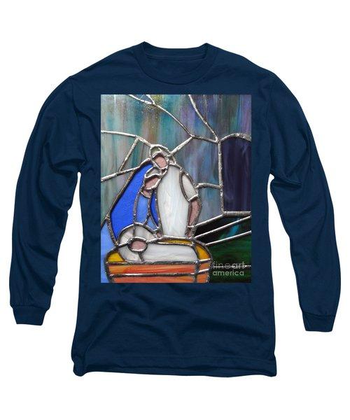 The Nativity  Long Sleeve T-Shirt