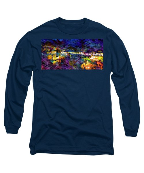 The Old Port Marseille 1 Long Sleeve T-Shirt
