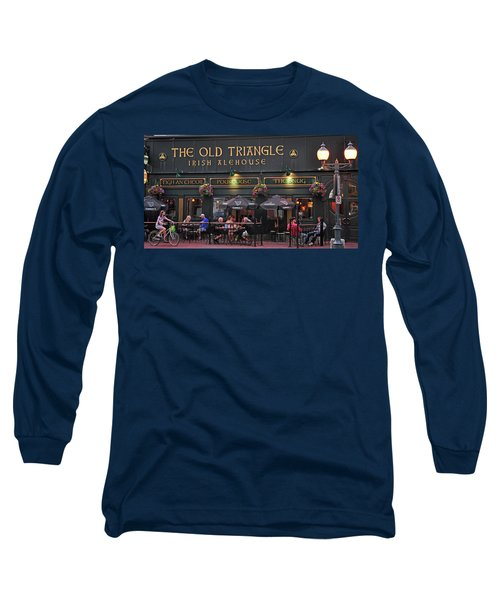 The Old Triangle Alehouse Long Sleeve T-Shirt