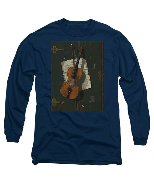 The Old Violin Long Sleeve T-Shirt