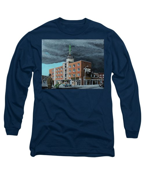 The Plains Long Sleeve T-Shirt