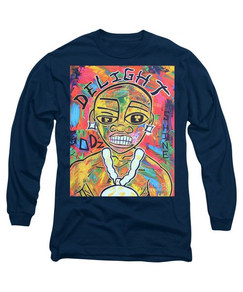 The Rappers Delight  Long Sleeve T-Shirt