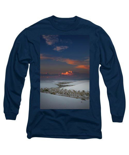 The Sea Of Sands Long Sleeve T-Shirt