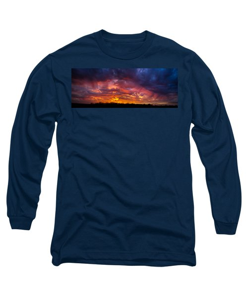 The Sentinel's Surprise Long Sleeve T-Shirt